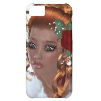 Beautiful Black Woman iPhone 5C Cover