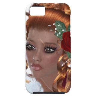 Beautiful Black Woman iPhone 5 Case