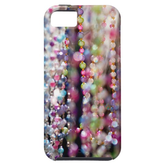 Beautiful bling beads, apple iPhone case