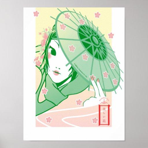 Beautiful Blossom poster