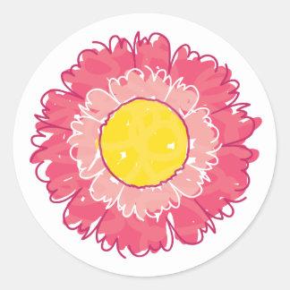 Beautiful Blossom Sticker - Pink