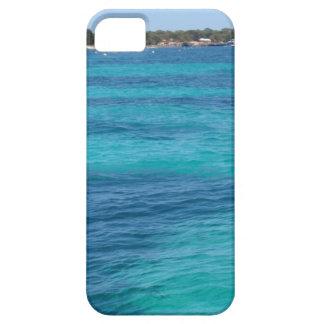 Beautiful Blue Beach iPhone 5 Cases