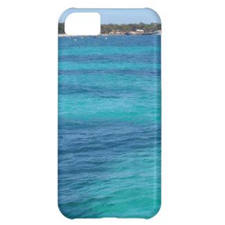 Beautiful Blue Beach iPhone 5C Covers