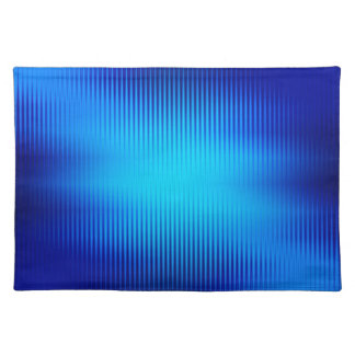 Beautiful Blue Pattern Placemat