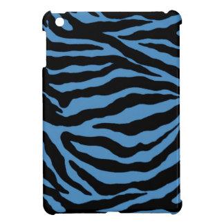 Beautiful Blue Zebra Skins iPad Mini Case