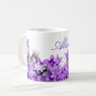 Beautiful bluebells coffee mug