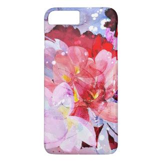 Beautiful bouquet of flowers iPhone 7 plus case