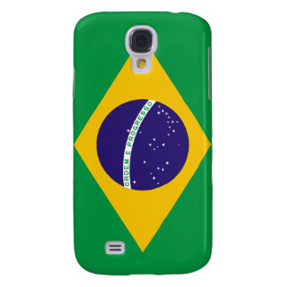 Beautiful Brazil Flag Galaxy S4 Case