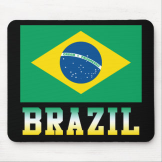 Beautiful Brazil Mouse Mat