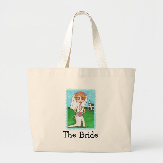 Beautiful Bride - Wedding Day tote bag