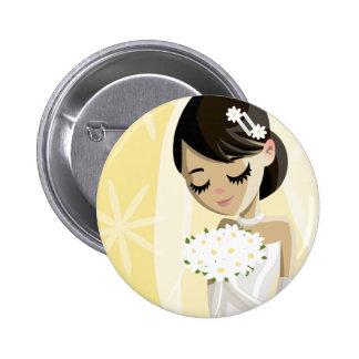 Beautiful Brides 6 Cm Round Badge