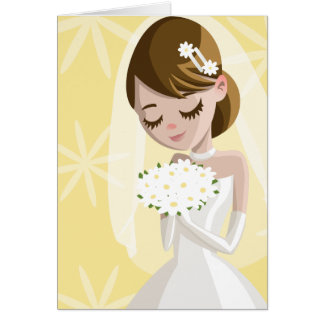 Beautiful Brides Card