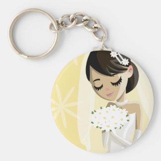 Beautiful Brides Keychain