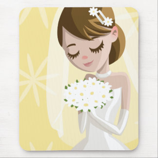Beautiful Brides Mouse Mats