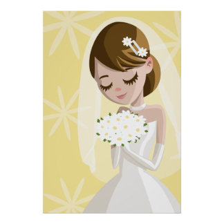 Beautiful Brides Poster