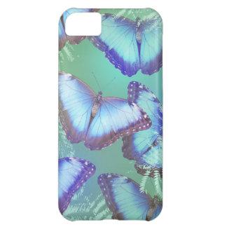Beautiful bright butterflies iPhone 5C case