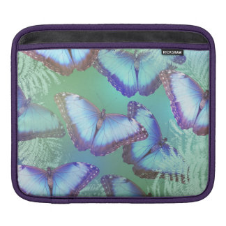Beautiful bright butterflies sleeves for iPads