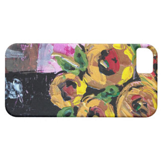 Beautiful Bright Flowers Case For The iPhone 5