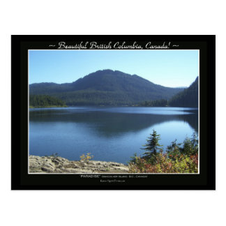"""Beautiful British Columbia"" II Post cards"