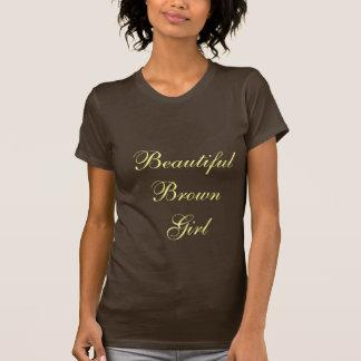 Beautiful Brown Girl T-Shirt