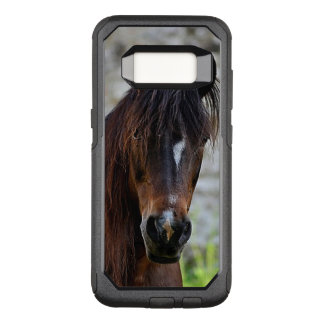 Beautiful Brown Horse OtterBox Commuter Samsung Galaxy S8 Case