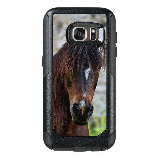 Beautiful Brown Horse OtterBox Samsung Galaxy S7 Case