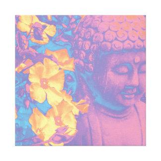 Beautiful Buddha Canvas Stretched Canvas Print
