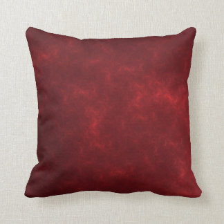 Beautiful burgundy pillow throw cushion