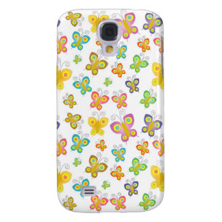 Beautiful Butterflies Galaxy S4 Case