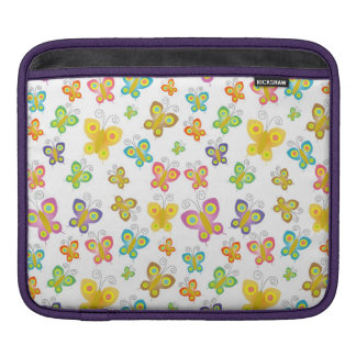 Beautiful Butterflies iPad Sleeve