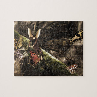Beautiful Butterfly Fairy Puzzle