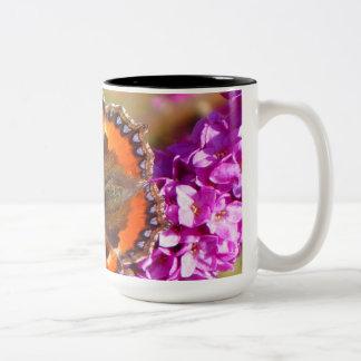 Beautiful Butterfly - Little Fox Butterfly Coffee Mug