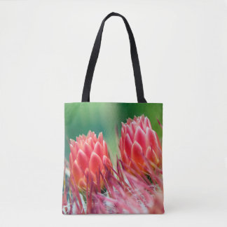 Beautiful Cactus Flowers Tote Bag