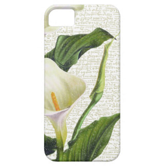 Beautiful Calla Lilies iPhone 5 Cases