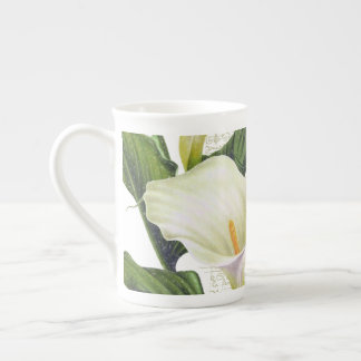 Beautiful Calla Lilies Tea Cup