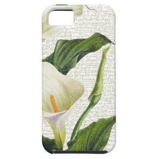 Beautiful Calla Lilies Tough iPhone 5 Case