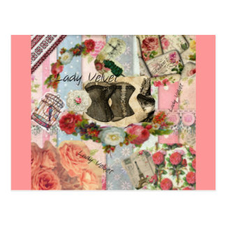 Beautiful Card for a sweet memory Postcard
