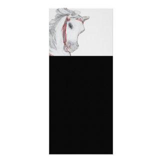 Beautiful Carousel Horse Custom Announcements