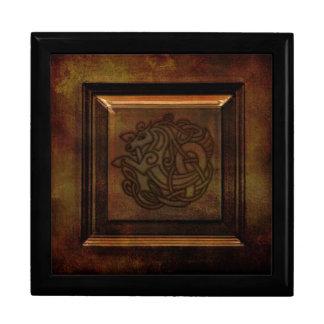 Beautiful Celtic Jewellery Box