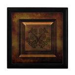 Beautiful Celtic Jewellery Box Large Square Gift Box