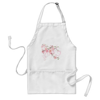 Beautiful Cherry Blossoms Standard Apron