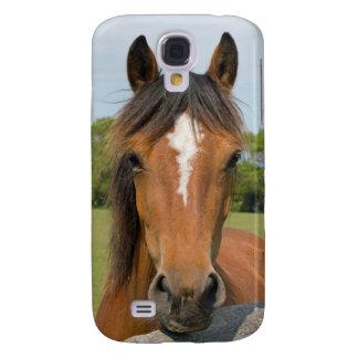 Beautiful chestnut horse photo HTC Vivid case