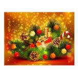 Beautiful Christmas Post Card