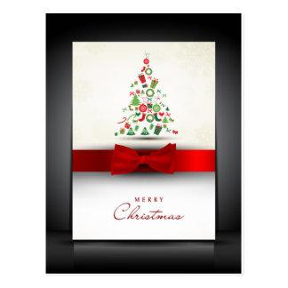 Beautiful Christmas Postcard