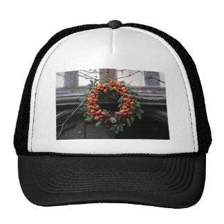 Beautiful! Christmas wreath - Pro photo Hats