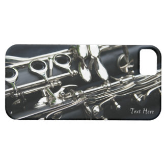 Beautiful Clarinet iPhone 5 Case