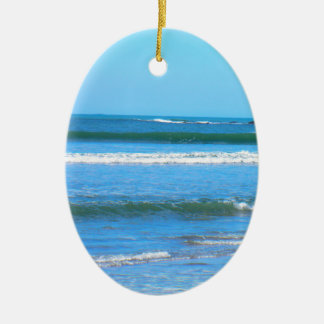 Beautiful Coast of Ireland Christmas Ornament