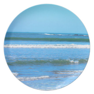 Beautiful Coast of Ireland Plate