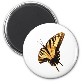 Beautiful  Colorful Butterfly Clothing and Gifts Fridge Magnet
