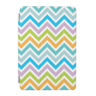 Beautiful Colorful Chevron Pattern iPad Mini Cover